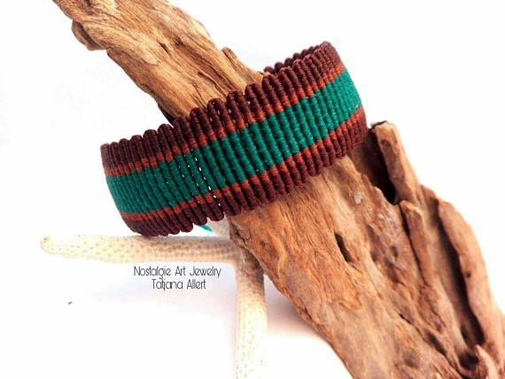 Hey, I found this really awesome Etsy listing at https://www.etsy.com/listing/539765573/macrame-bracelet-unisex-bracelet-mens
