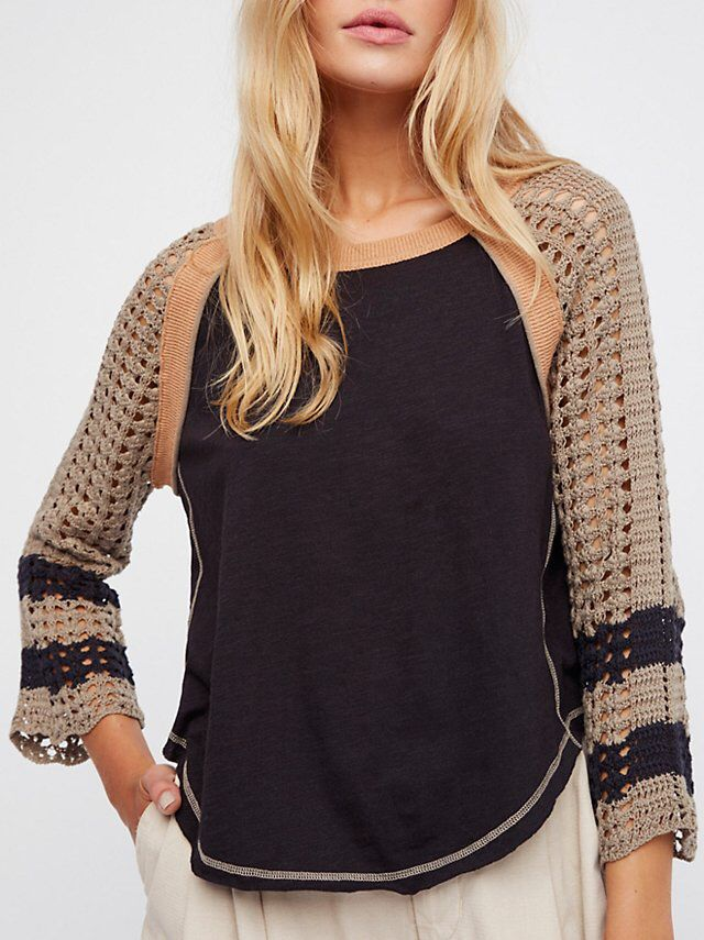 Finders Keepers Tee from Free People!