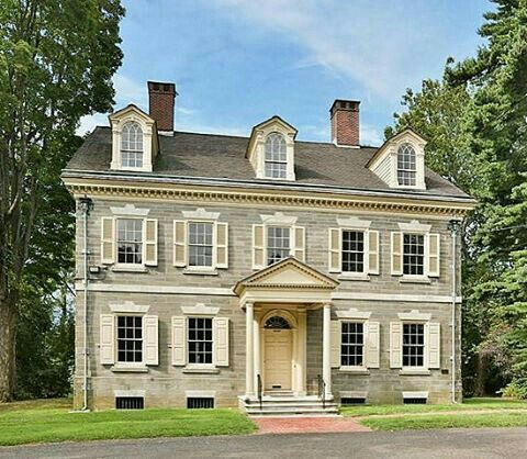 1000 ideas about federal architecture on pinterest - What architectural style is my home ...