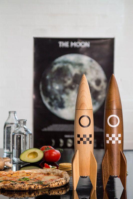 Rocket Salt & Pepper van Suck Uk, nu als set voor 60 €