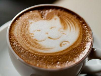 cup,nice,cat,pics,cappuccino,mattina,sveglia,tazza,gatto,disegno,art
