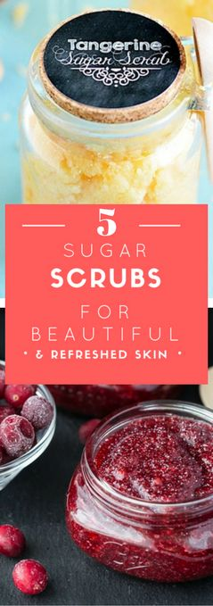 It's pretty safe to say that sugar scrubs should be on our lists of things that we're grateful for. Heck, …