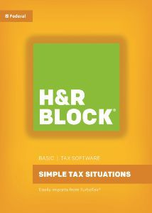 H&R Block 2016 Basic - Windows [Digital Download]