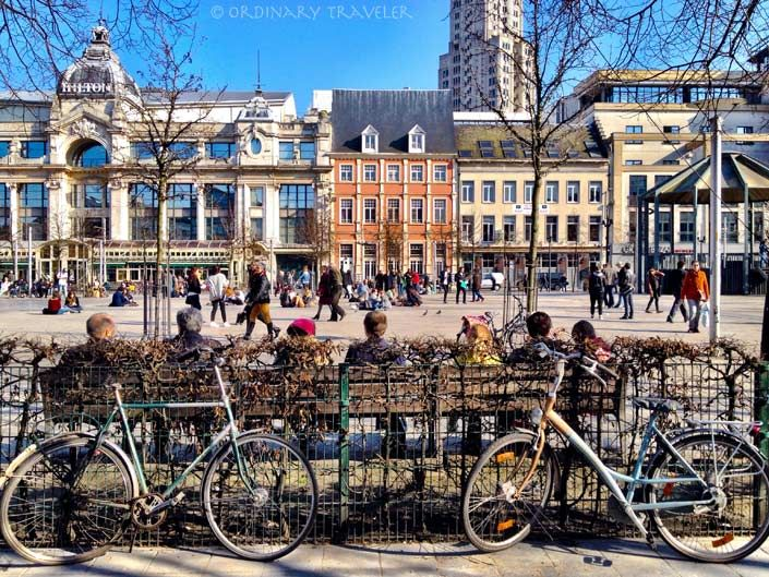 The Dutch-speaking city of Antwerp should be on every traveler's list when visiting Belgium.