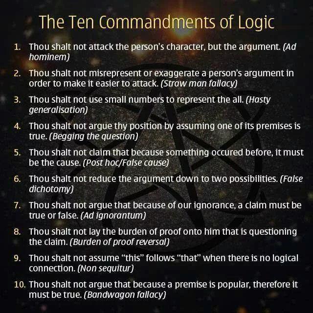 Keep Your Arguments Legit Rhetoric Logic Argument