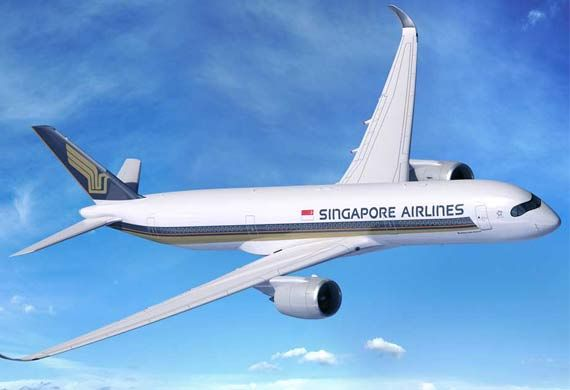 Singapore Airlines Launches Ultra Long Range A350-900