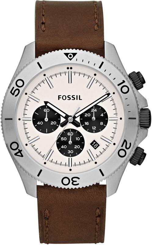 ba6fff96493e Fossil retro traveler for men Moda Hombre