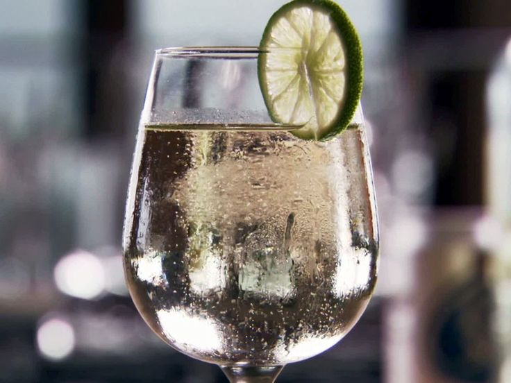 White Wine Spritzer recipe from Ree Drummond via Food Network