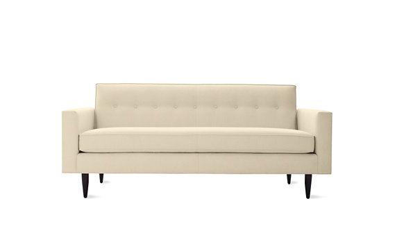"Bantam 73"" Sofa in Leather"