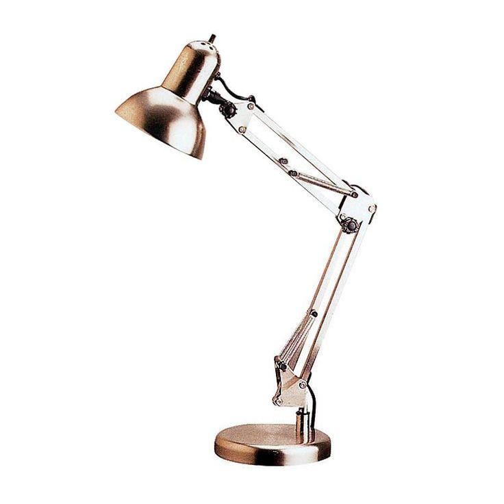 Have to have it. Alvin Retro Architect Lamp $42.99