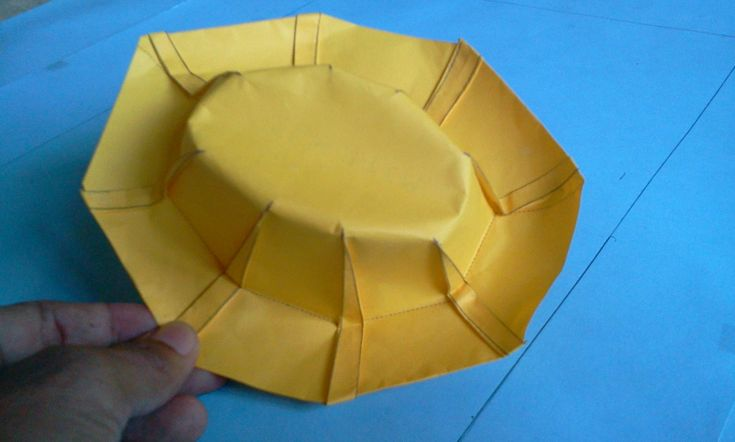 How to make Origami Hat, Origami Hat Origami, Origami hat by robert j lang, Origami hat Easy, Origami Hat 3d, Origami hat flasher, Origami Hat tent, Origami ...
