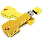 Llave USB 16gb Oro Key Nueva 16 gigas Pen drive pendrive - España Especial