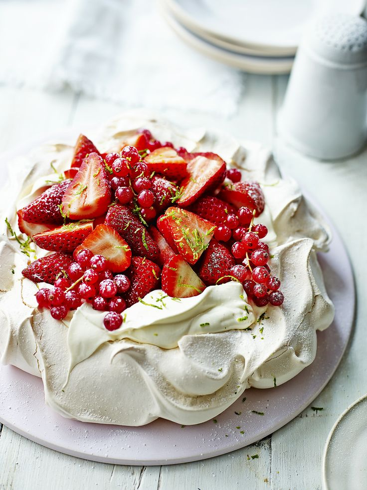 how to cook pavlova in aga