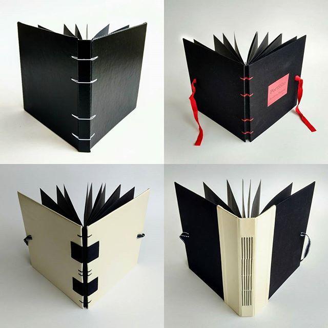 Mais portfólios!! #bookbinding #encadernaçãomanual #albumartesanal