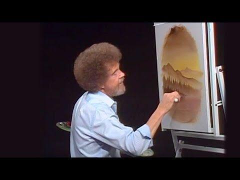 Bob Ross - Autumn Oval (Season 29 Episode 2) - YouTube