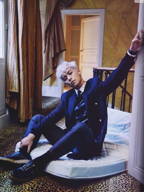 Big Bang TOP - Arena Homme+ Magazine March Issue '16 | Korean Magazine Lovers