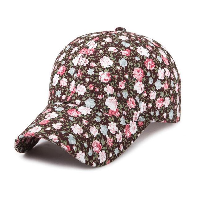 f0a81bd78e4aa Poppy s Floral Baseball Hat. Poppy s Floral Baseball Hat Sun Hats