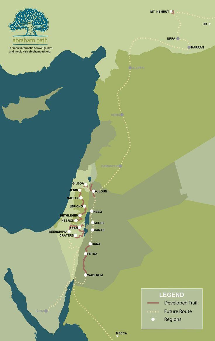 Abraham_Path_map