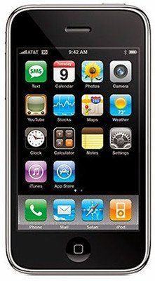 Apple iPhone 3g 8gb Price in India, User Reviews, Rating & Specifications