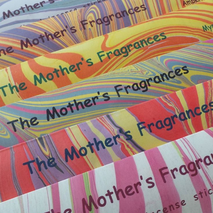 The Mother's Fragrances incense sticks. The Mother's Fragrances: Hand rolled Incense, made according to the age-old masala method without dipping, and our Floral Perfume Oils have been widely recognized as among the very finest quality fragrance product available anywhere. The Mother's Fragrance creates employment opportunities for women in the local area. Hand crafted in India since 1975. $3.80