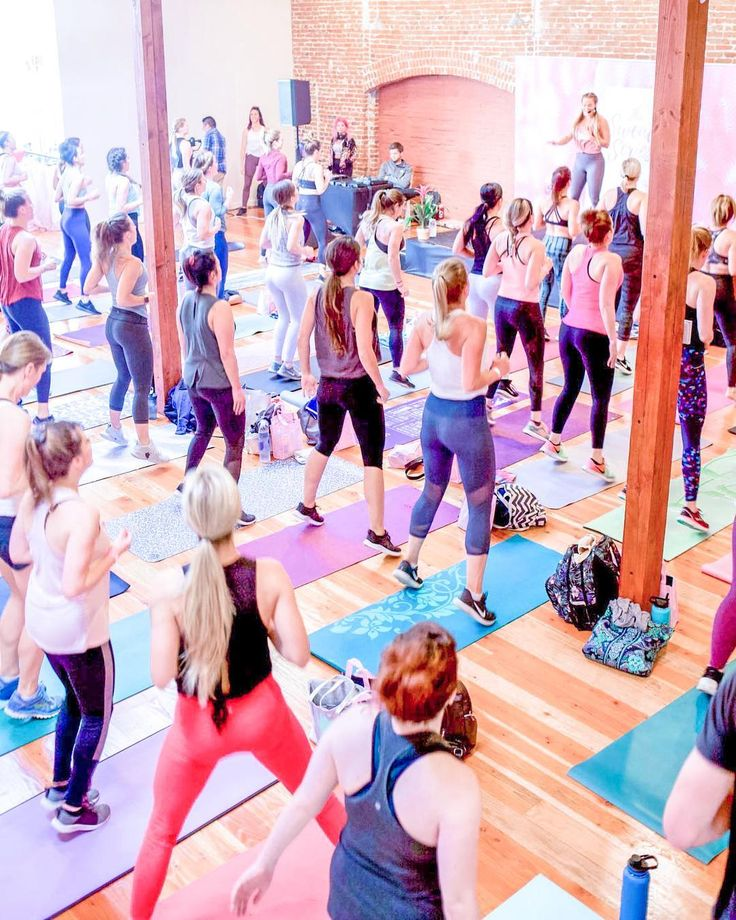 Pin On Babes Who Sweat Fitness Event