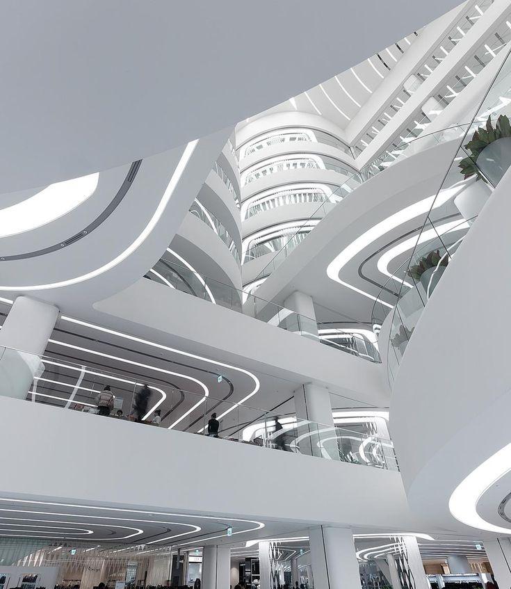 Galleria Centercity, Cheonan.