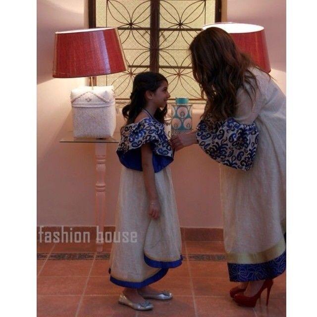 #Throwback#2013#ramadan#collection#Kuwait#kaftan#mother#daughter #Padgram