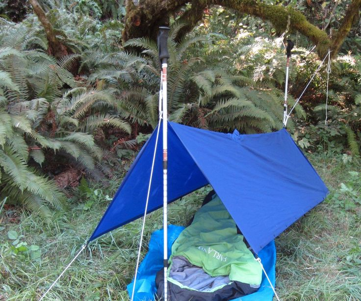 IntroductionThis Instructable provides plans for constructing four different emergency shelters from a poncho and trekking poles. All of this has been done before...