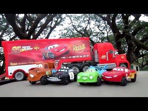 Disney Cars Mack + Lighting McQueen + Mater + Nursery - YouTube & 187 best Mater images on Pinterest | Pixar movies Disney cars and ... azcodes.com