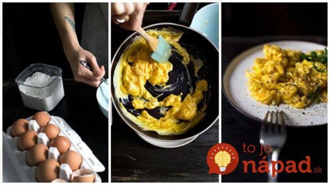 23 nezvyčajných kulinárskych tajomstiev, vďaka ktorým bude vaše jedlo chutiť aj vyzerať lepšie!
