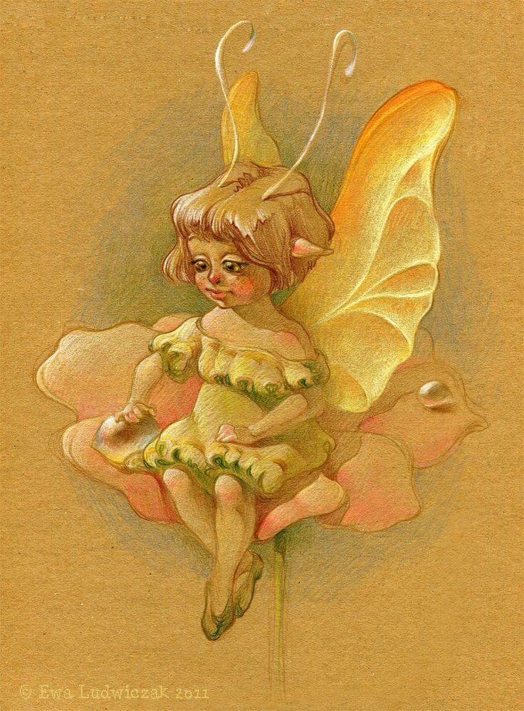 Волшебные эльфы и феи