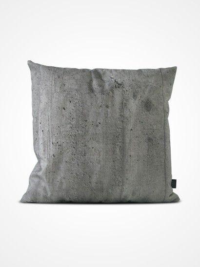 Concrete - How Are You #nordicdesigncollective #howareyou #pillow #pillowcase #concrete #grey #fiftyshadesofgrey