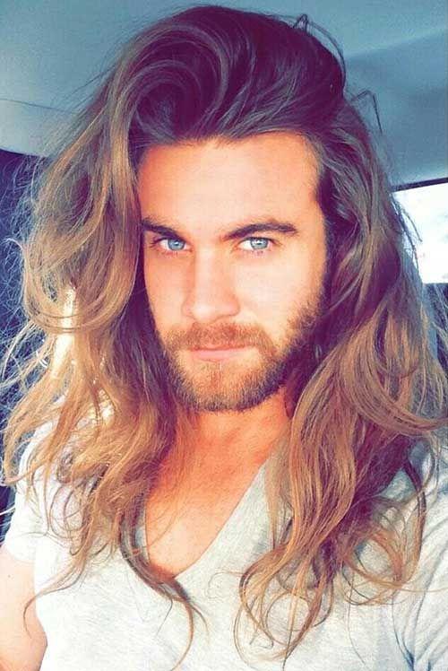 Awe Inspiring 1000 Ideas About Guys Long Hairstyles On Pinterest Mens Long Hairstyles For Men Maxibearus