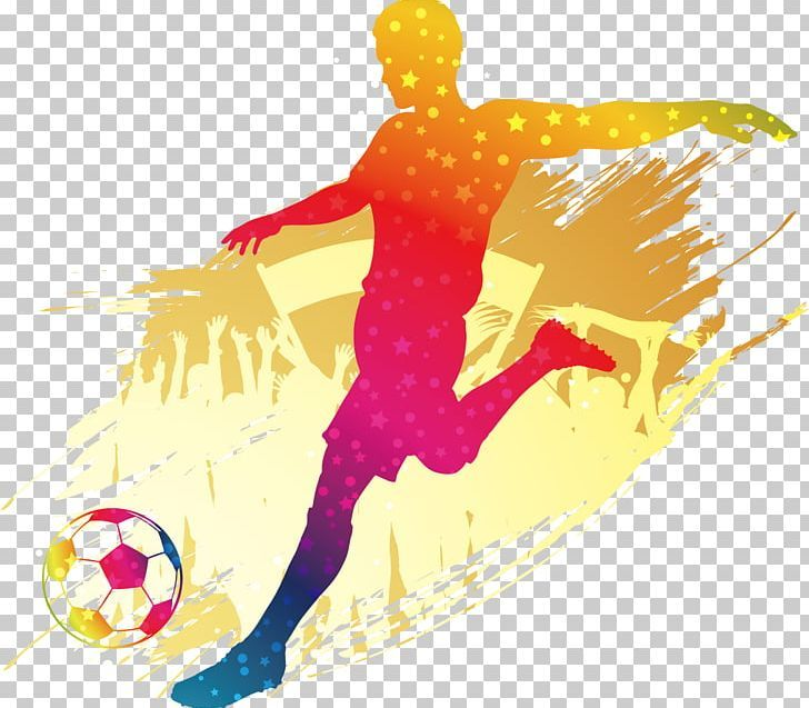 Football Player Silhouette Png Athlete Ball Computer Wallpaper Fictional Character Football Player Silhouette Png Football Players Png