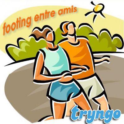 Vous ne voulez pas faire votre #jogging seul ? Tryngo a la solution !
