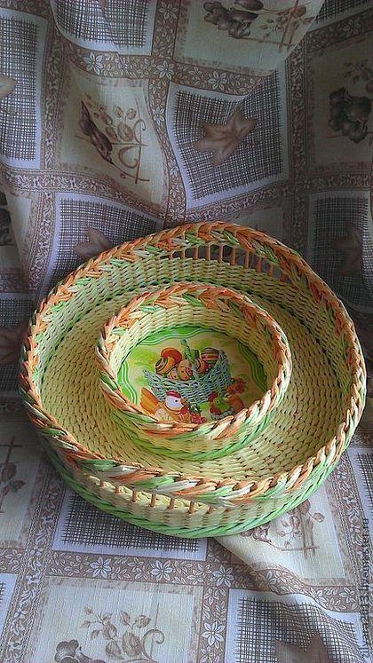 """Кухня ручной работы. Ярмарка Мастеров - ручная работа Поднос  """"Светлая Пасха"""". Handmade."""