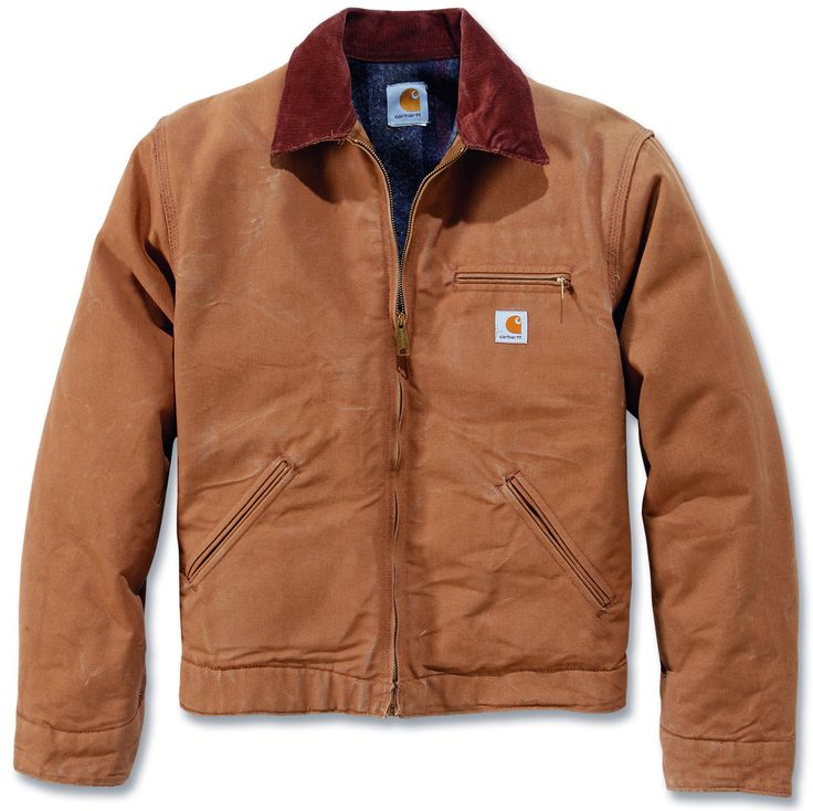 Carhartt-EJ001-Duck-Detroit-Jacket-Carhartt-Brown