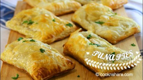 Tuna Pie | Cook n' Share - World Cuisines