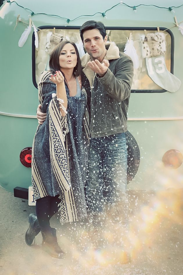 Cosy Winter Engagement Shoot | Valorie Darling Photography