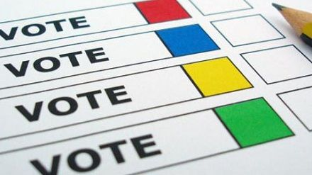use online exit poll to check for understanding + a parking lot for Feedback/comments/questions
