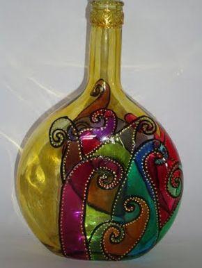 Este Blog é para divulgar minha arte! Faço pinturas em vidros decorativos, como, bombonieres, vasos, porta velas, copinhos e etc, com motivos marroquinos, venezianos e indianos!