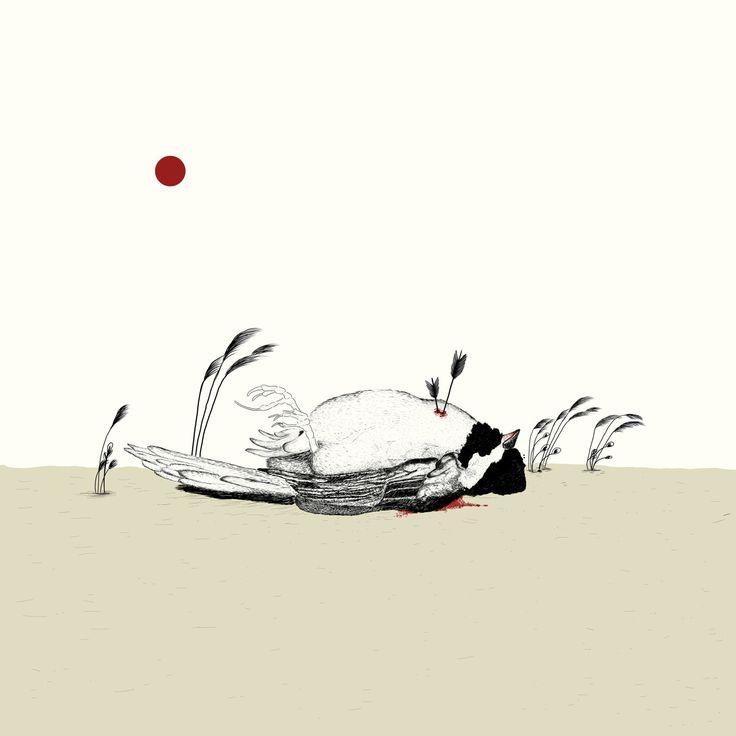 Hiriendo el ala de un pájaro la tarde se tiñe de arrebol.Algo pasó por el aire algo como el amor, suave y leve espuma que se deshace al sol. - Graciela 'Chela' LiraValparaíso, 1908.