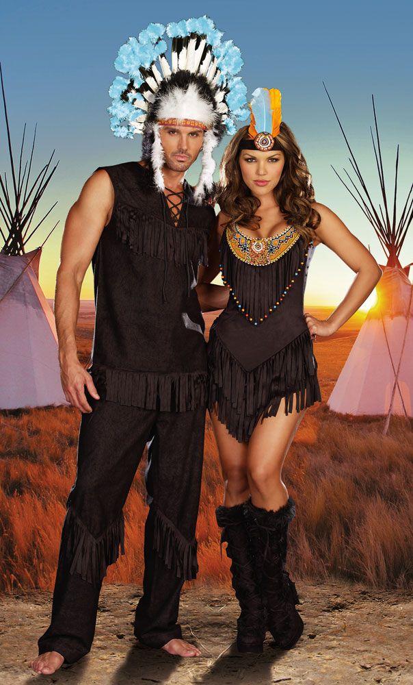Native American Man Costume inset 2