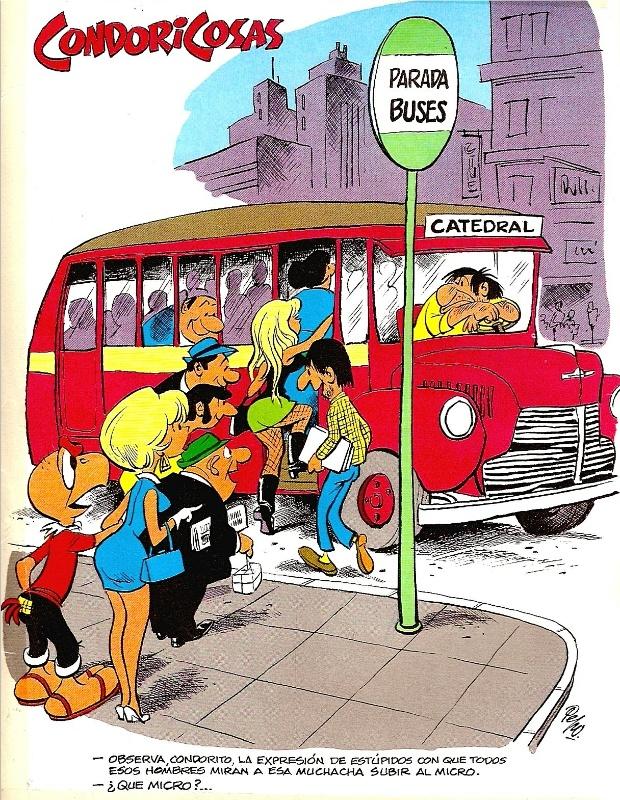 Así funciona el transporte público en Pelotillehue.