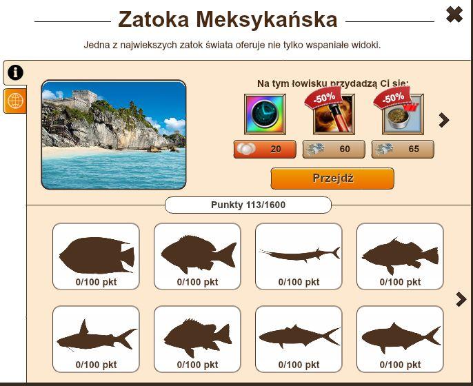 Nowe łowisko – Zatoka Meksykańska http://naryby2.fansite.xaa.pl/watek-1441.html #naryby #letsfish