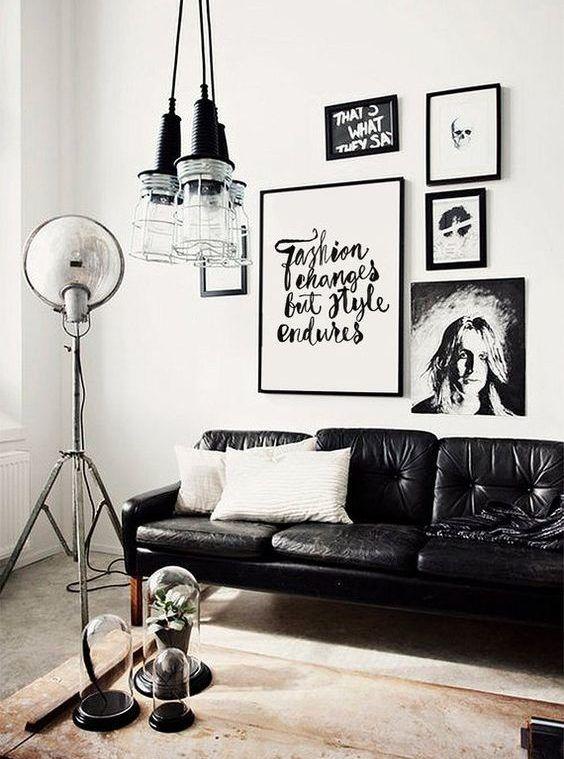 Déco Mur Blanc 10 Idées Originales Pour Habiller Vos Murs Mur De