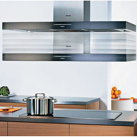 Miele Motorized Height Adjustable Ventilation Hood Looks To Us As Definite  Must Have For Todayu0027s Modern Hi Tech Kitchens. The Height Adjustable Island  ...