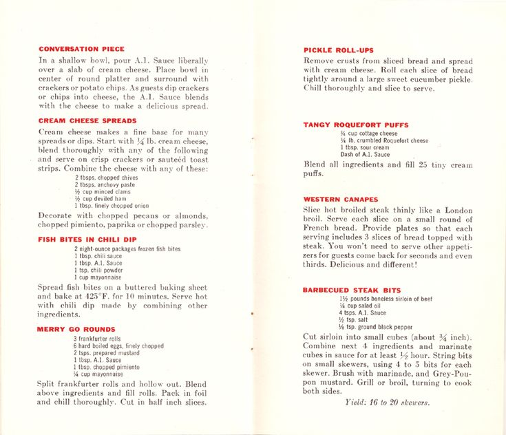 33 best images about 50 39 s and 60 39 s on pinterest 1960s for Best cocktail party menu