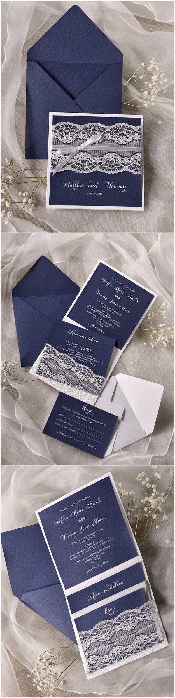14659 best Wedding Invitation images on Pinterest | Wedding ...