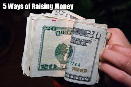 Boom!!! -> 5 of the most effective ways of raising money! Find out what they are here... http://www.rewarding-fundraising-ideas.com/ways-to-raise-money.html (Photo by Steven DePolo / Flickr.com)